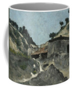 Landscape With Water Mill, C.1871 Coffee Mug