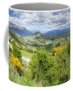 Landscape With Winding Road Coffee Mug