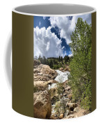 Alluvial Fan Colorado Coffee Mug