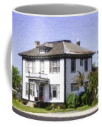 Landscaping Of A Home Coffee Mug