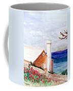 Lane In Old Bermuda Coffee Mug