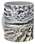 Langland Bay Painterly Coffee Mug