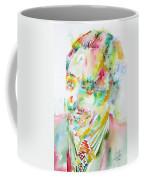 Langston Hughes Coffee Mug