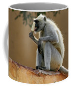 Langur With Kulfi Coffee Mug