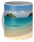 Lanikai Beach 2 - Oahu Hawaii Coffee Mug