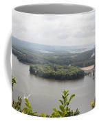Lansing Bridge Panoramic Coffee Mug