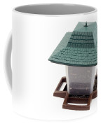 Lantern Bird Feeder Coffee Mug