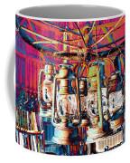 Lantern Chandelier 02 Coffee Mug
