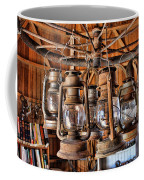 Lantern Chandelier Coffee Mug