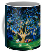 Lantern Tree Coffee Mug