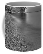 Lapping Waters On The Shore Coffee Mug