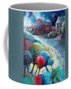 L'arbre Rouge Coffee Mug