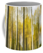 Larch Grove Blurred Coffee Mug