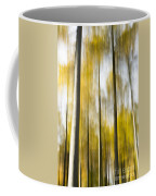 Larch In Abstract Coffee Mug