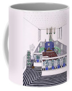 Large Balconied Reception Room Coffee Mug