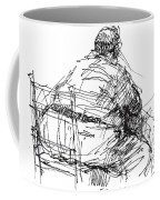 Large Guy Coffee Mug