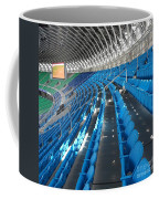 Large Modern Sports Facility Coffee Mug by Yali Shi