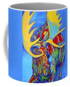 Large Moose Coffee Mug