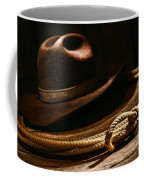 Lariat And Hat Coffee Mug