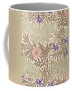 Larkspur Design Coffee Mug
