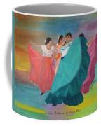 Las Bailarinas De Costa Rica Coffee Mug