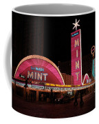 Las Vegas With Watercolor Effect Coffee Mug