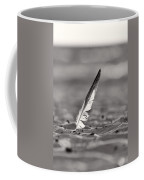 Last Days Of Summer In Black And White Coffee Mug