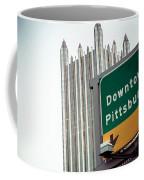 Last Exit Pittsburgh Coffee Mug
