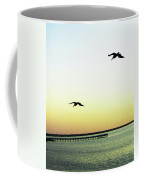 Last Flight Of The Day Coffee Mug