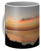 Last Golden Rays Of Light Coffee Mug