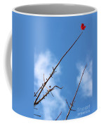 Last Leaf Standing Coffee Mug