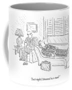 Last Night I Dreamed In E-mail Coffee Mug