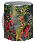 Last Of The Peppers Coffee Mug