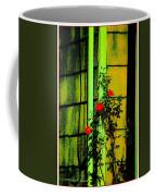 Last Roses Of The Season Coffee Mug