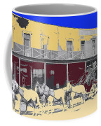 Last Stage To Tombstone Arizona Old Modoc 1903-2013 Coffee Mug