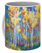 Last Stand Coffee Mug by Talya Johnson