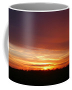 Last Sunset Of 2013 Coffee Mug