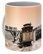 Last Train Home Coffee Mug