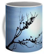 Lasy Birds Coffee Mug