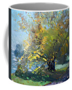 Late Afternoon By The River Coffee Mug