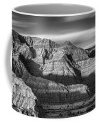 Late Afternoon In The Badlands Coffee Mug