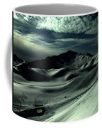 Late Afternoon In The Mountains  Coffee Mug