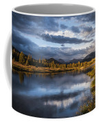 Late Afternoon On The Tuolumne River Coffee Mug