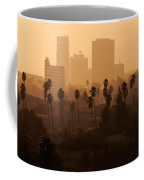 Late Afternoon Over Hollywood Coffee Mug