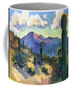 Late Afternoon Tucson Coffee Mug
