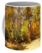 Late Autumn Colours Coffee Mug