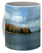 Late Autumn Splendor Coffee Mug
