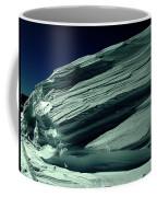 Late Day In The Mountain  Coffee Mug