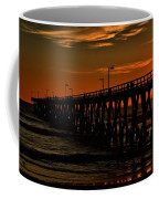 Late Fishing Coffee Mug