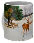 Late Season -droopy Ear Coffee Mug